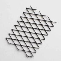 """1/2"""" #18 Carbon Steel Expanded Metal Mesh Standard For Strainers Manufactures"""