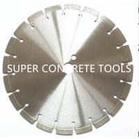 Cured Concrete Bricks Wet Use Diamond Saw Blades for Floor And Road Cutting Manufactures