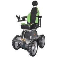 Elderly use leather seats tricycle electric wheelchair