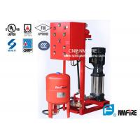 Metro Stations Fire Jockey Pump 1000GPM Capacity With ISO/CCCF Certification Manufactures