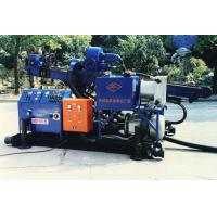 good quality Multifunction Anchoring Drilling Rig full hydraulic drive power head drill Manufactures
