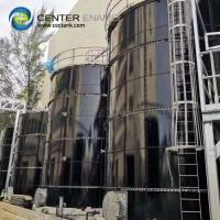 Excellent Abrasion Resistance Porcelain Enamel Tanks For Potable Water And Drinking Water Storage