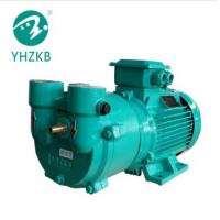 4hp cast iron material liquid ring vacuum pump for plate extrusion lines Manufactures