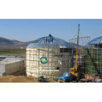 China Bolted Steel Agricultural Water Storage Tanks For Irrigation Gallery on sale