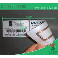 RFID pasted ticket ( Product model: ZT-SRE-TCK03) Manufactures
