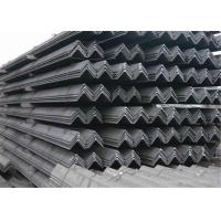 China Hot Rolled Angle Structural Steel Sections Grade SS400 SS540 A36 A572 Gr50 on sale