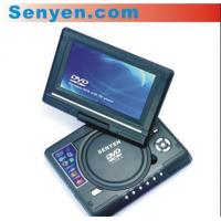 China 7 inch portable DVD on sale