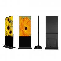 China Wifi Android OS Digital Signage Totem Interactive Touch Screen Monitor 55 Inch on sale