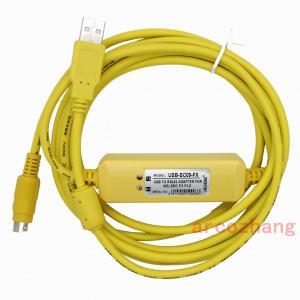 China USB-SC09-FX PLC Programming Cable for Mitsubishi MELSEC SC-09 SC09 FX on sale