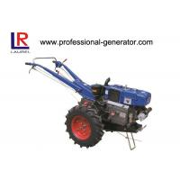 Quality 12HP Mini Hand Walking Tractor with LE195NLD water cooled diesel engine for sale
