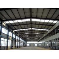 Metal  Construction Prefabricated Factory Buildings for  Warehouse  Light Steel Structure Manufactures