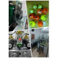 Paintball Samll Capacity Automatic Capsule Machine With Fromula / Raw Material Manufactures
