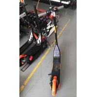 Quality Aluminium Alloy Folding Electric Scooter , Replaceable Battery Shared Electric for sale