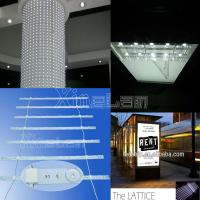 China Ideal for interior and exterior signs LED lattice-type backlighting on sale