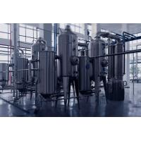 Double Effect Energy Saving Concentrator Equipment Alcohol Recovery Manufactures