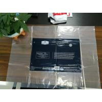 China Clear LDPE Plastic Transparent Bags for Package Accept Custom Order on sale