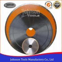 China Fast Cutting 100-350mm Diamond Ceramic Tile Saw Blades With J Slot on sale