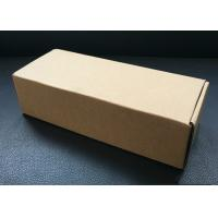 China Double Wall Corrugated Cardboard Shipping Box / Paper Packaging Drawer Gift Box on sale
