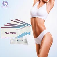 China Dermal Hyaluronic Acid Fillers Cross - Linked For Breast Enlargement on sale