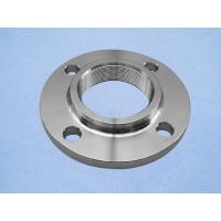 China 304L / 304 SS Stainless Steel Threaded Flanges , ASTM Super Duplex Flange on sale