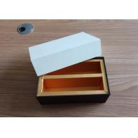 China Lattice Interior Food Gift Boxes Two Layers Paper High Grade Digital Printing on sale