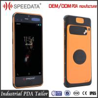 Industrial 4G LTE Mobile Phone PDA Rugged , Handheld Android Barcode Scanner RFID Reader Manufactures