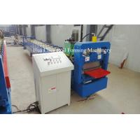 China Self-locking 500mm Roofing Sheet Roll Forming Machine For Ghana on sale