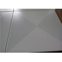China Various Color Insulated Suspended Ceiling Tiles 0.5 0.6 0.7 0.8MM Thickness on sale