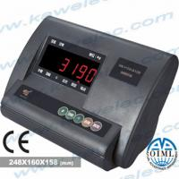 XK3190-A12E Weighing Indicator,Platform scale inidcator Manufactures