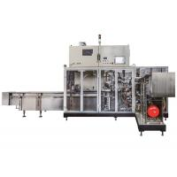 60 bags per minute packing speed sanitary napkin pre-made bag packing machine Manufactures