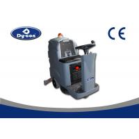 Ride On Commercial Floor Scrubber Cleaning Machines 830MM Squeegee Width Manufactures