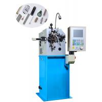 High Stability Spring Forming Machine Computer control Diameter 0.06 mm to 0.5 mm Manufactures