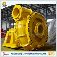 6 inch Sand Pump Manufacture of River Using Sand Gravel Pump