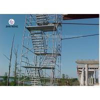 Socket And Spigot Joints Type Scaffold Stair Tower For Chimneys Water Towers Manufactures