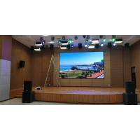 China High Refresh Rate Indoor LED Video Wall Led Video Wall Screen 2.5mm Pixel Pitch on sale