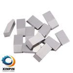 High Cutting Efficiency Tungsten Carbide Cutting Tips 100 % Virgin Raw Materials Manufactures