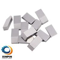 High Cutting Efficiency Tungsten Carbide Cutting Tips 100 % Virgin Raw Materials Manufactures
