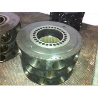 Buy cheap MS125 Poclain Hydraulic Motor Parts With Cover Plate Break Shaft , Brake Shaft from wholesalers