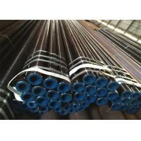 Galvanised Seamless Carbon Steel Pipe / Polished Heavy Wall Steel Tube Manufactures