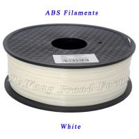 Office & School Electronics Parts ABS 3D Printer Filament 1.75mm White Manufactures