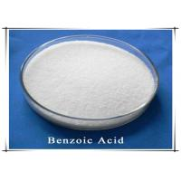 White Benzoic Acid Powder for Synthetic Resin Material intermediate 99% Purity 65-85-0