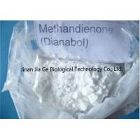 Oral Anabolic Steroids Dianabol / D-bol White Powder CAS 72-63-9 Manufactures