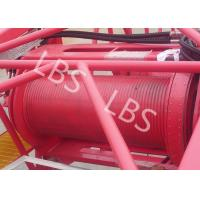 China High Performance Light Duty Electric Winch Steel Wire Rope Long Service Life on sale