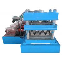 China Corrugated Sheet Roll Forming Machine Two Waves 2.0 - 4.0mm Thickness on sale
