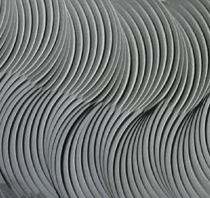 Natural Granite Veneer 3D Wall Art Panel Manufactures