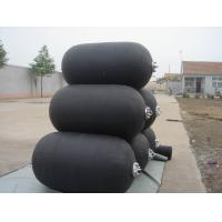 China Anti-collision Device Inflatable Rubber Fender , Natural Rubber RSS 3# on sale