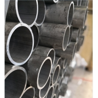 5086 H32 Thick Wall Aluminum Pipe / Aluminium Alloy Tube Good Weldability Manufactures