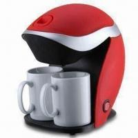 Car/Drip Coffee Maker with Washable Filter, 200g Capacity, Plastic Piece and Underlay Manufactures