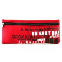 China Professional Custom Multi Function Neoprene Pencil Pouch School pencil case for kids on sale