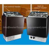 Electric Sauna Heater Steam Room Equipment 4.5KW 60HZ With CON4 Controller Manufactures